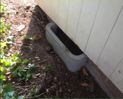 Handyman Foundation Leak Fix