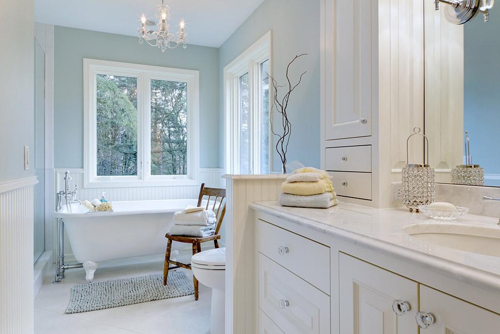 Master Bath Makeover - Kaufman Homes